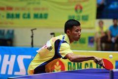 Mỹ Trang, Quang Linh vô địch giải bóng bàn báo Nhân Dân