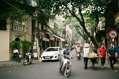 Chùm ảnh: Những điều rất xinh xắn của Hà Nội trong ngày gió lạnh đầu mùa