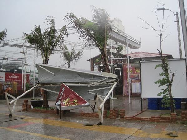 bão, Quảng Nam, Đà Nẵng