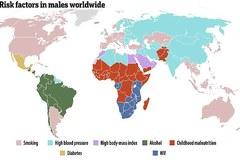 1/5 số người tử vong trên thế giới là do thịt đỏ và nước ngọt