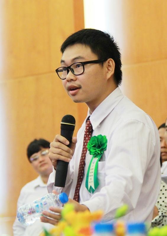 khoa học trẻ, tiến sĩ 8x, kính Mắt thần, dự án triệu đô, người mù, Nguyễn Bá Hải, Thủ tướng Chính phủ, thuyết phục, đầu tư
