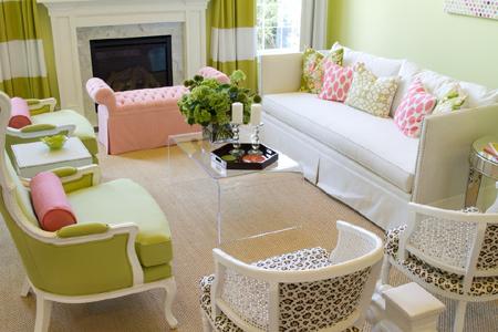 8 gợi ý kết hợp màu sắc để trang trí nhà thêm bắt mắt