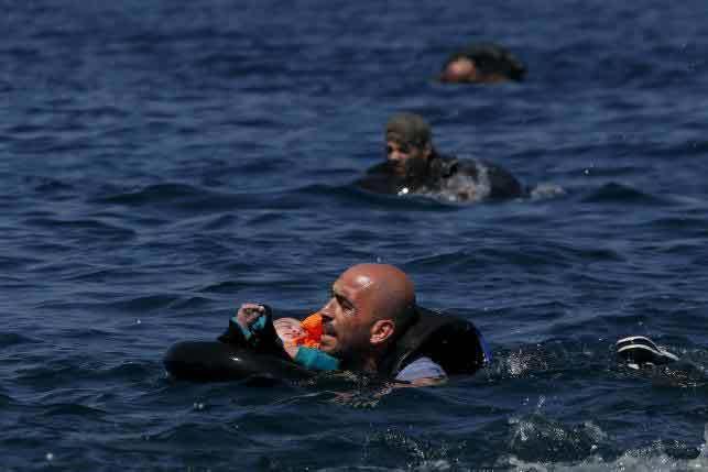 khủng hoảng, nhập cư, tị nạn, châu Âu, siết chặt kiểm soát, biên giới, thế giới, 24 giờ