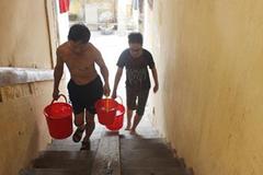 Lý luận tăng giá nước, Hà Nội hết lo vỡ đường ống