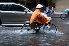 Hà Nội mưa lớn trong nhiều ngày tới