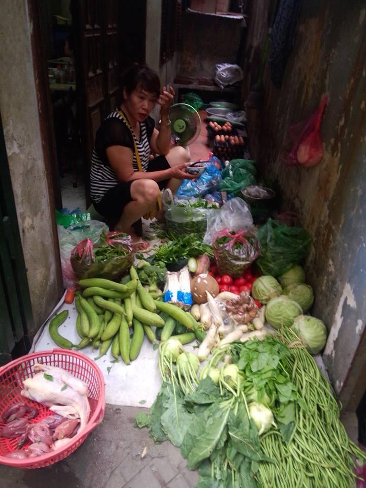 Bắp cải Trung Quốc tràn lan Hà Nội