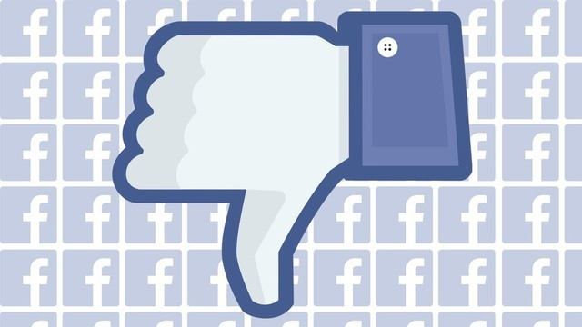 Facebook, 'Không thích', Dislike