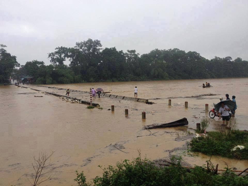cửa khẩu, Hà Tĩnh, Cầu Treo