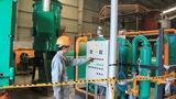 Chế tạo thành công máy sản xuất điện từ rác