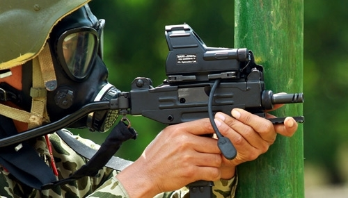 Lữ đoàn Đặc công 113 luyện tập cho 'Đội chống khủng bố'