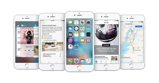 Apple, iOS 9