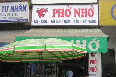 Quán phở: Nhớ - Vui - Sướng khó quên ở Hà Nội