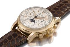Đại gia Sài Gòn mất trộm đồng hồ 1 tỷ trong phòng làm việc