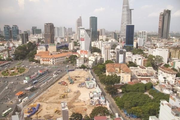 20 khu đất vàng giữa trung tâm Sài Gòn giờ ra sao?