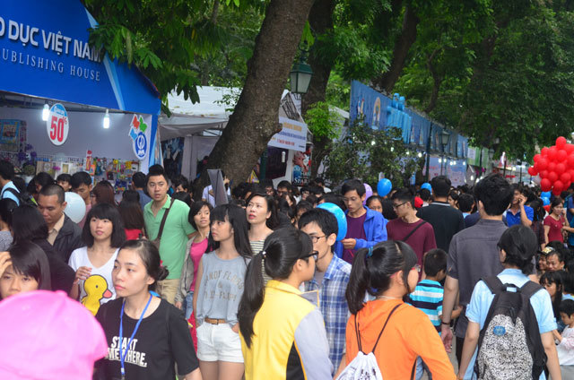 Triển lãm - Hội chợ sách Quốc tế - Việt Nam lần thứ 5