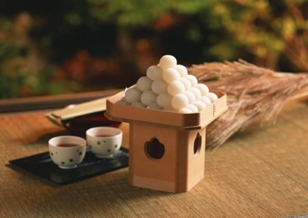 Châu Á, bánh trung thu, Trung Quốc, Nhật Bản