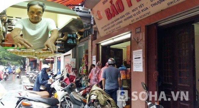 Bị tạm đình chỉ: Bánh trung thu Bảo Phương vẫn làm không đủ bán