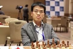 Lê Quang Liêm chia điểm kỳ thủ hạng 9 thế giới