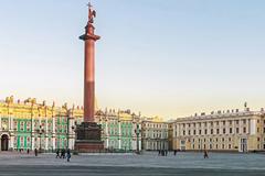 Choáng ngợp trước St.Petersburg - thành phố đẹp bậc nhất châu Âu