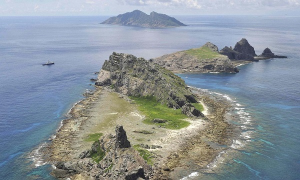 Nhật, TQ, tranh chấp, đảo, người di cư