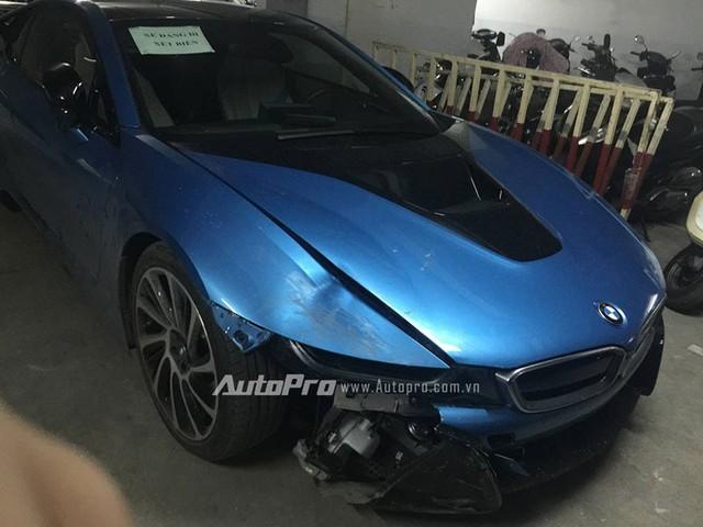 vụ tai nạn, BMW i8, thiếu gia, 'báo Tây'