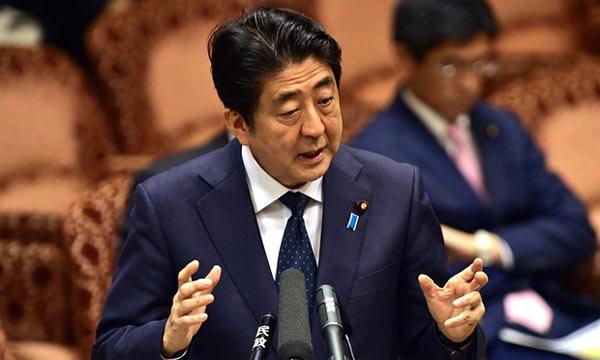Láng giềng phản ứng thế nào về luật an ninh mới của Nhật?