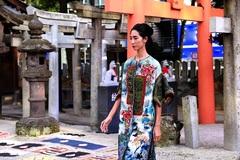 Thời trang Việt thuyết phục đông đảo quần chúng Nhật bản