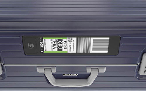 Check-in hành lý đi máy bay bằng điện thoại