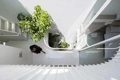 Nhà ống 42m² tuyệt đẹp tại Sài Gòn trên website kiến trúc hàng đầu nước Mỹ