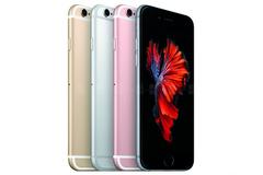 iPhone 6s cháy hàng mọi phiên bản