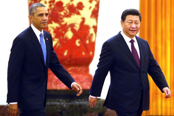 'Lá bài' TQ và cuộc gặp Tập Cận Bình - Obama