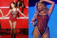 Hồ Ngọc Hà dính ồn ào vì mặc giống ca sĩ Beyonce