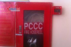 Làm sao kiểm soát hiểm họa cháy ở chung cư?