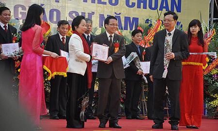 Nguyễn Đức Dân, giáo sư