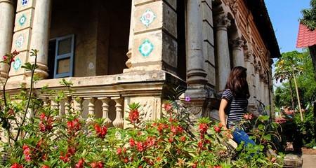 Biệt thự Pháp 100 tuổi đang xuống cấp ở Sài Gòn