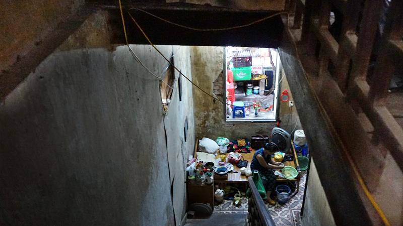 Sống khổ trong biệt thự cổ Hà Nội