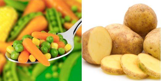 Những loại rau quả bạn nên tránh xa để 'giữ eo'