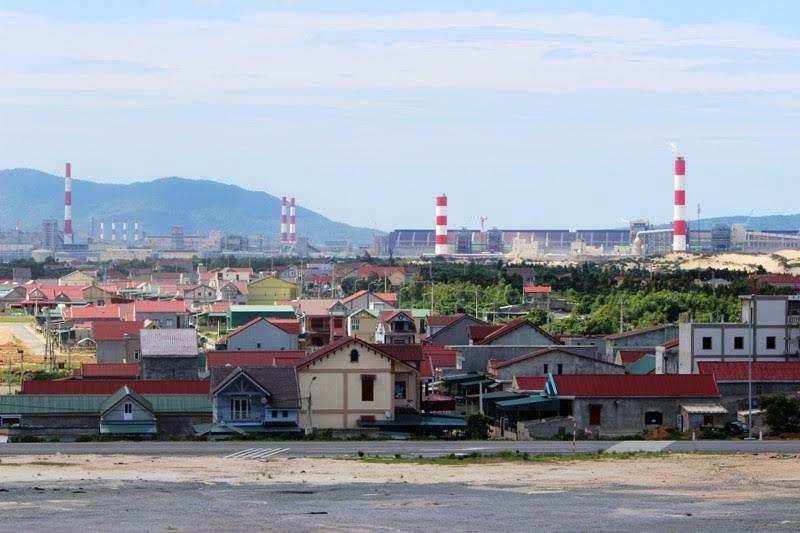 Vũng Áng; Hà Tĩnh; Formosa
