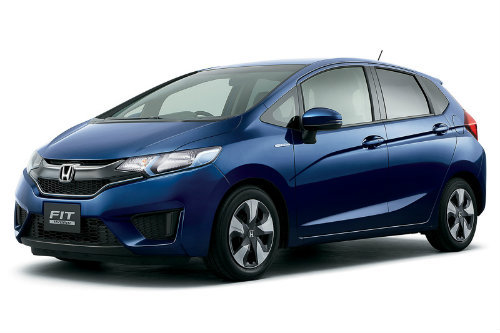 Ôtô Honda đi phố giá 243 triệu