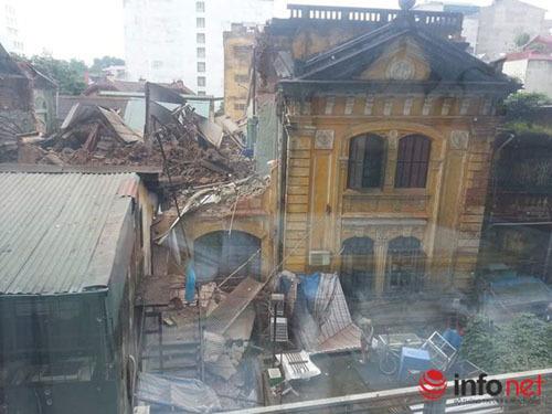 Nhà cổ 107 Trần Hưng Đạo có lai lịch như thế nào?