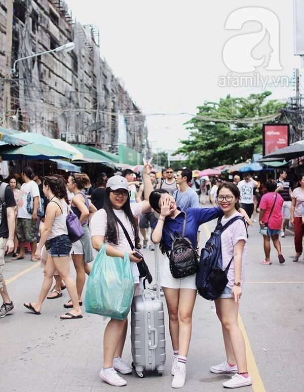 Kinh nghiệm du lịch tự túc Bangkok - Pattaya 5 ngày 4 đêm giá 5 triệu đồng