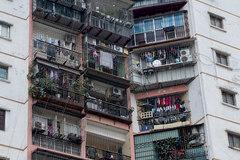 Hiểm họa từ các chung cư mới