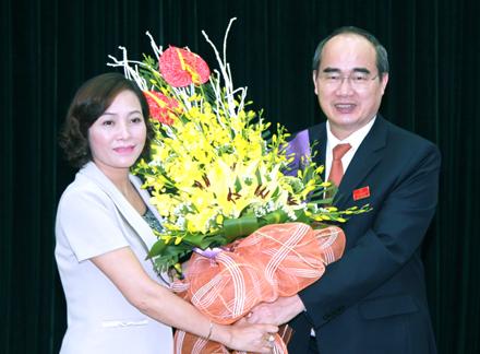 Bí thư tỉnh Ninh Bình tái cử