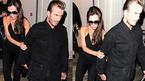 Victoria Beckham bối rối vì bị đổ rượu ướt chỗ nhạy cảm