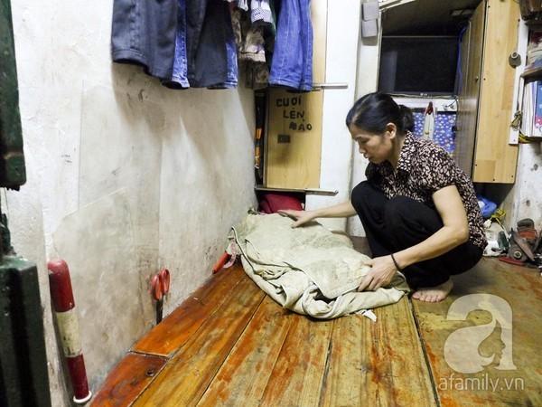phố cổ Hà Nội, nhà chờ sập, nhà siêu nhỏ, sinh hoạt vợ chồng, biệt thự cổ