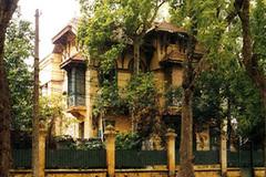 Danh sách các biệt thự cổ tại Hà Nội
