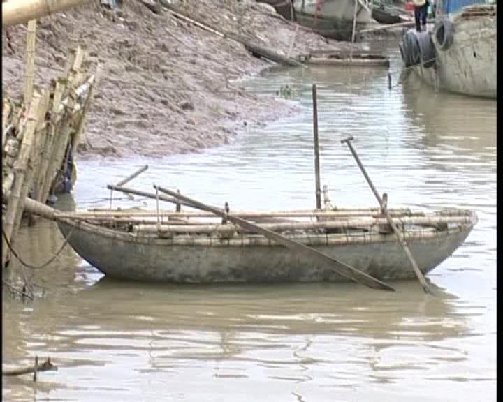 """quái chiêu, """"thủy tặc"""", sông Cấm, Hải Phòng, dòng sông"""