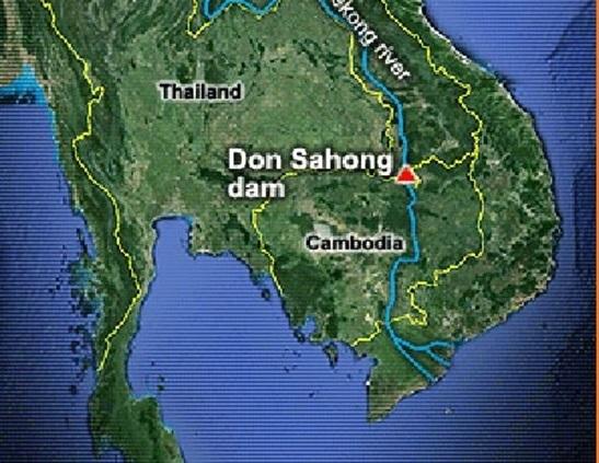 Don Sahong, thủy điện, đập thủy điện, Lào, thông qua, dư luận, phản ứng