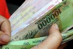 Huyện tạm ứng 50 tỷ trả nợ lương cán bộ