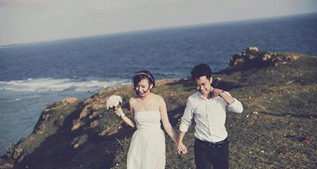 Kinh nghiệm của cô dâu đến Lý Sơn 2 lần chụp ảnh cưới